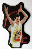 Queen - 'Freddie Mercury' Sticker
